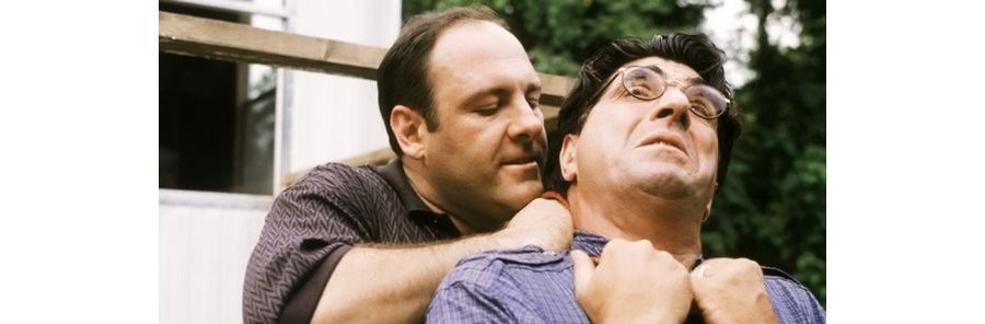 The Sopranos Best Moments - The College Tour