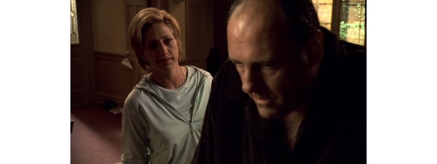 The Sopranos Best Moments - Tony and Carmela's Big Blowout