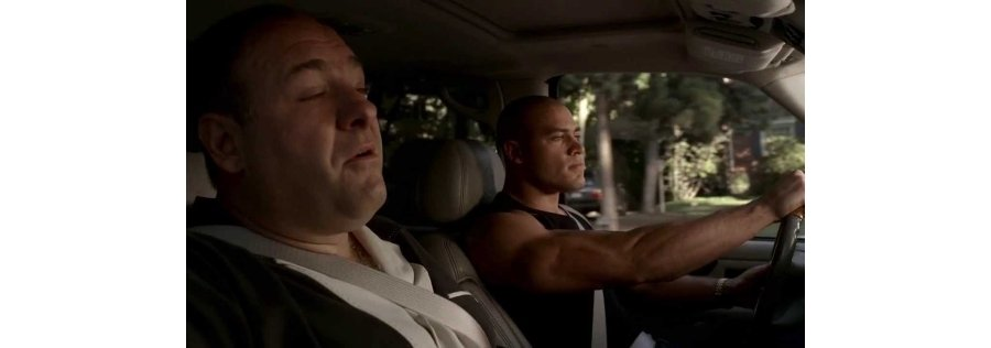 The Sopranos Best Moments - Tony's Still the Boss
