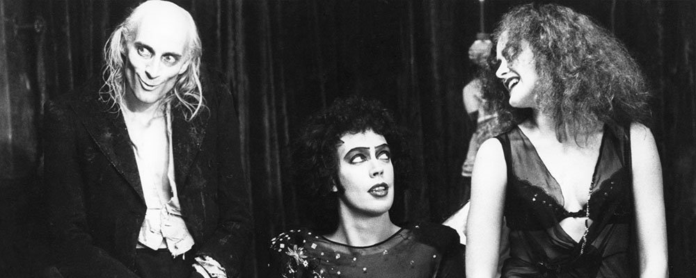 Rocky Horror Picture Show Strange Stories From Behind the Scenes - Riff Raff Frank Magenta