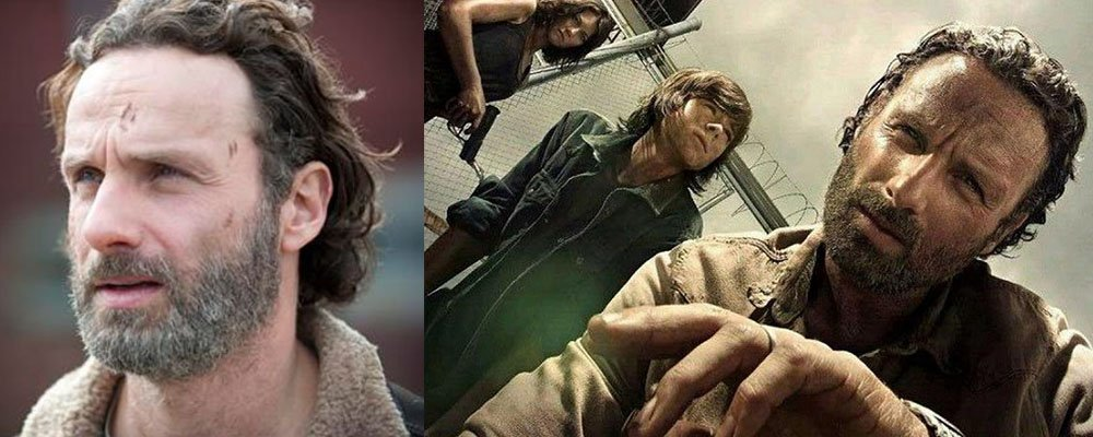 The Walking Dead Surprising Stories From Behind The Scenes - Rick Maggie Carl