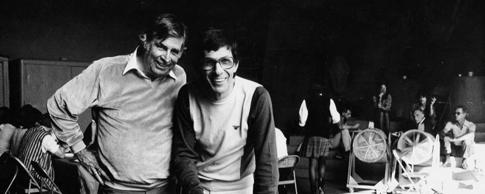 Star Trek The Original Series Secrets - Gene Roddenberry Leonard Nimoy Behind the Scenes Spock