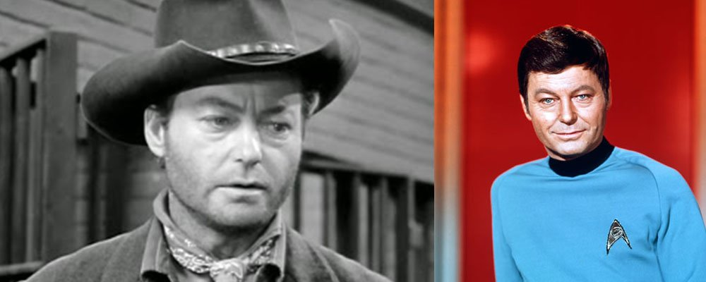Star Trek The Original Series Secrets - Doctor McCoy Western