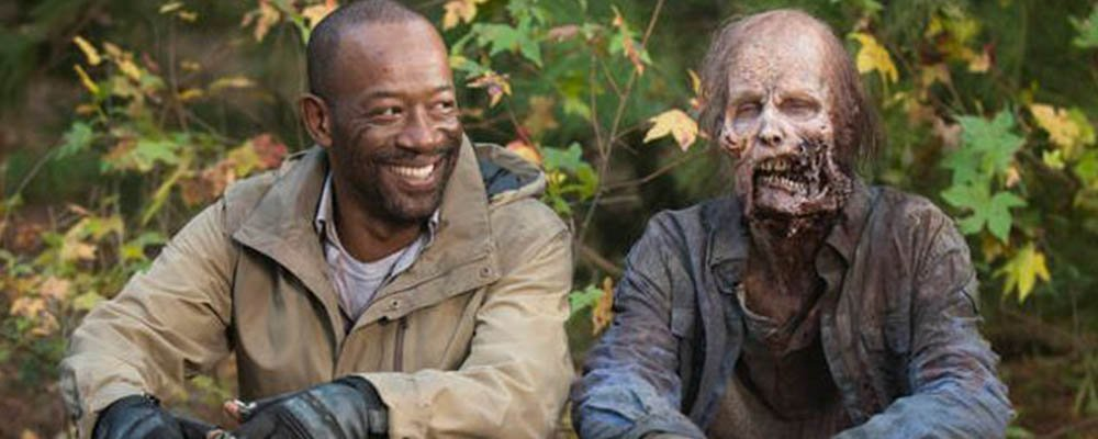 The Walking Dead Surprising Stories From Behind The Scenes - Mogan Walker