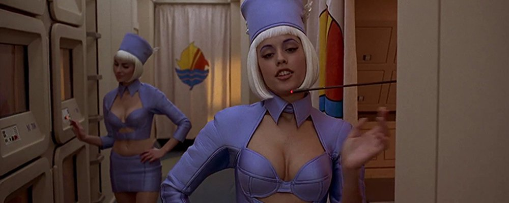 The Fifth Element Revealed - Flight Attendents