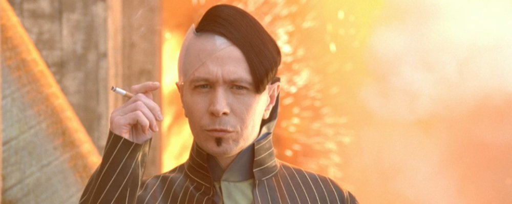 The Fifth Element Revealed - Zorg Explosion