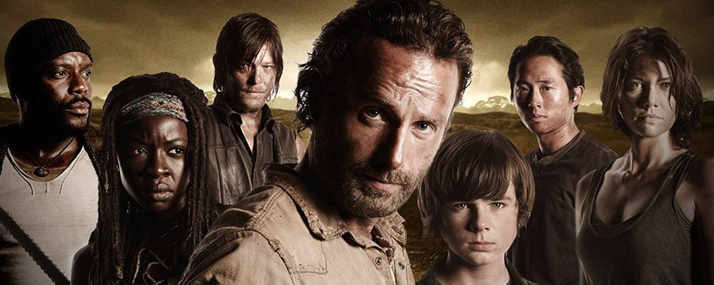 The Walking Dead Surprising Stories From Behind The Scenes - Cast