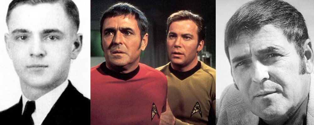 Star Trek The Original Series Secrets - Scotty James Doohan