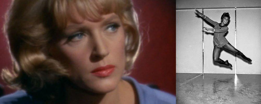 Star Trek The Original Series Secrets - Nurse Chapel Uhura