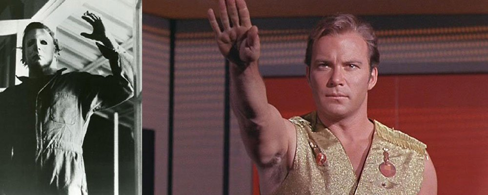 Star Trek The Original Series Secrets - Halloween Kirk