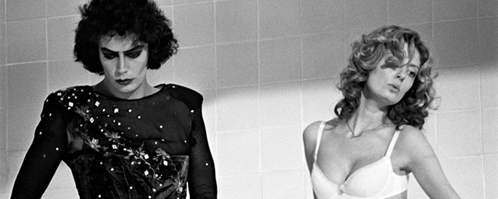 Rocky Horror Picture Show Strange Stories From Behind the Scenes - Frank and Janet