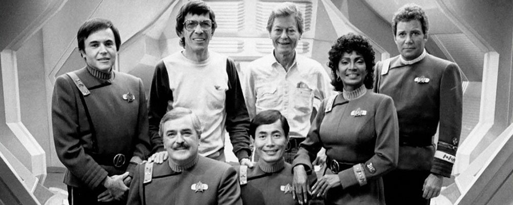 Star Trek The Original Series Secrets - Cast