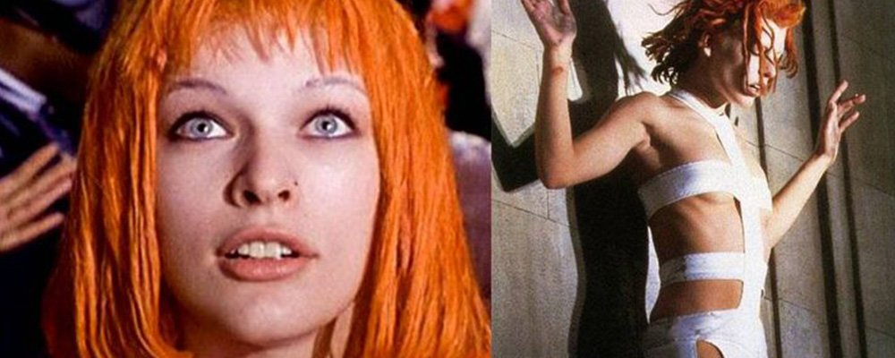 The Fifth Element Revealed - Leeloo