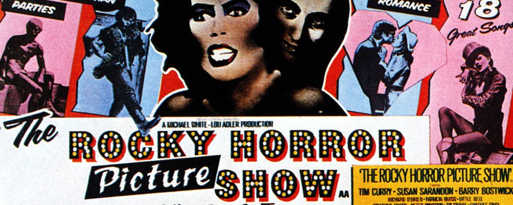 Rocky Horror Picture Show Strange Stories From Behind the Scenes - Poster