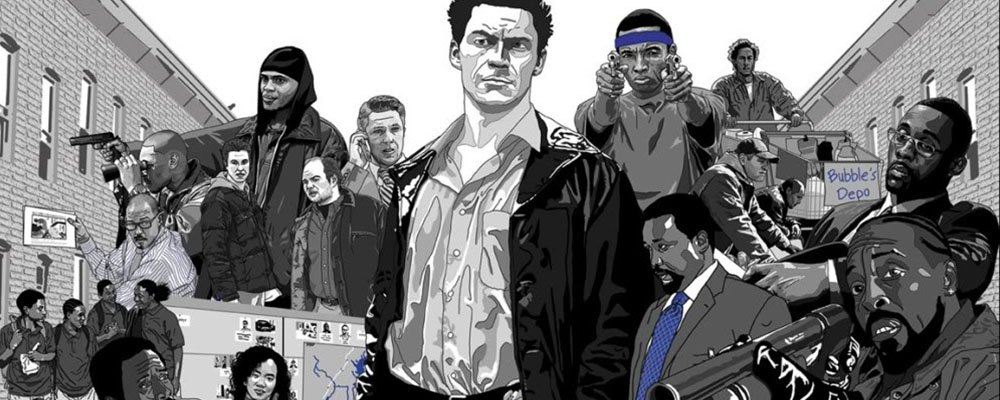 The Wire Revealed - Poster