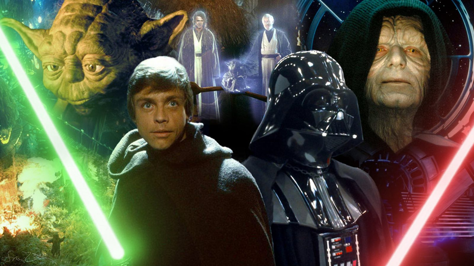 Star Wars Secrets Episode VI Return of the Jedi - Header