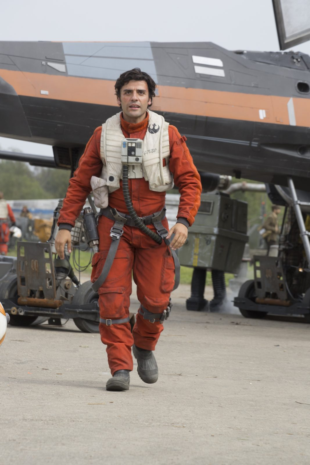 Star Wars VII The Force Awakens 10 - Poe Dameron