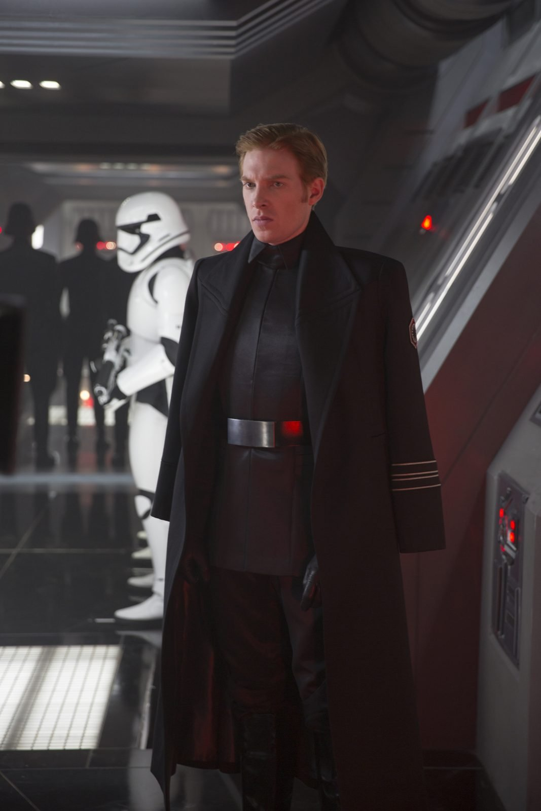 Star Wars VII The Force Awakens 16 - General Hux of the First Order