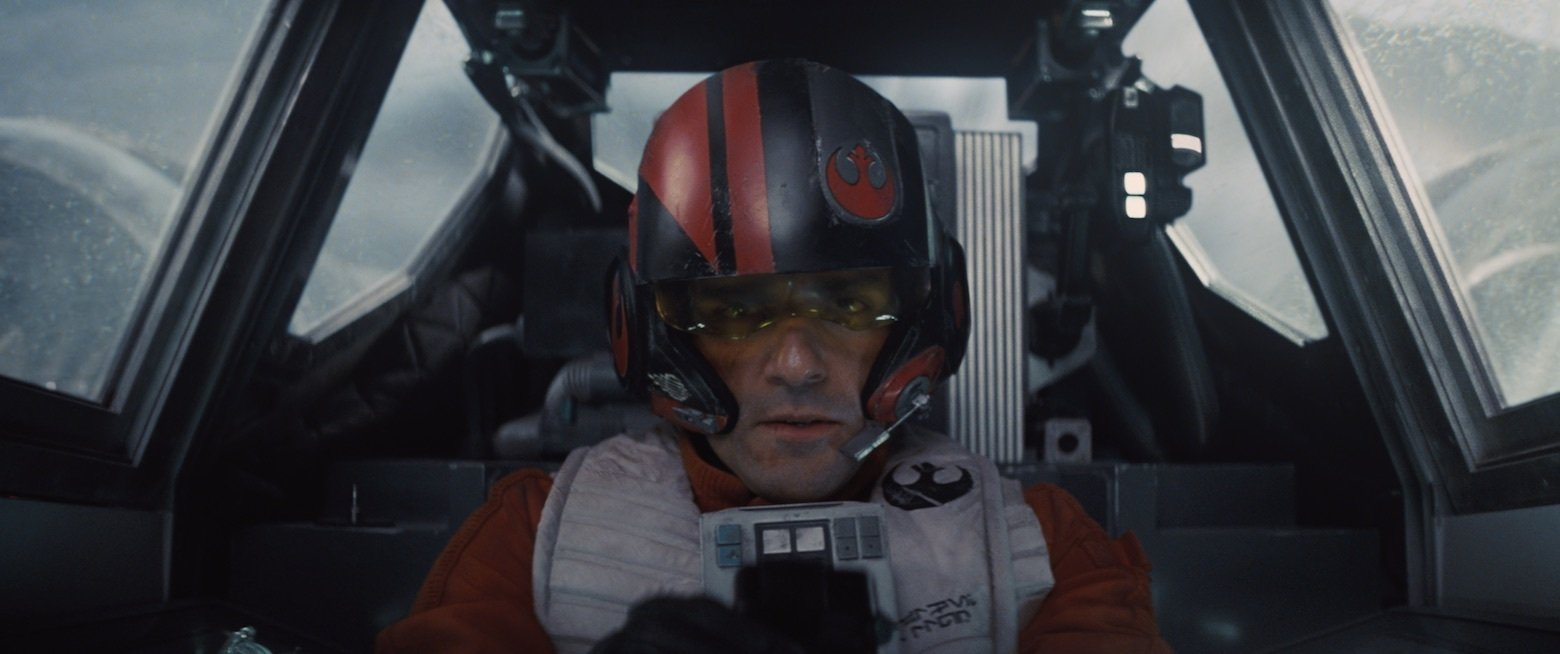 Star Wars VII The Force Awakens 38 - Poe Dameron Pilot X-Wing