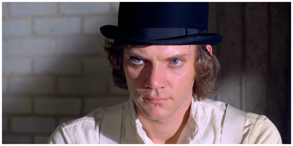 a clockwork orange - alex delarge