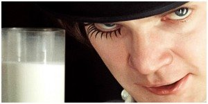a clockwork orange iconic photo