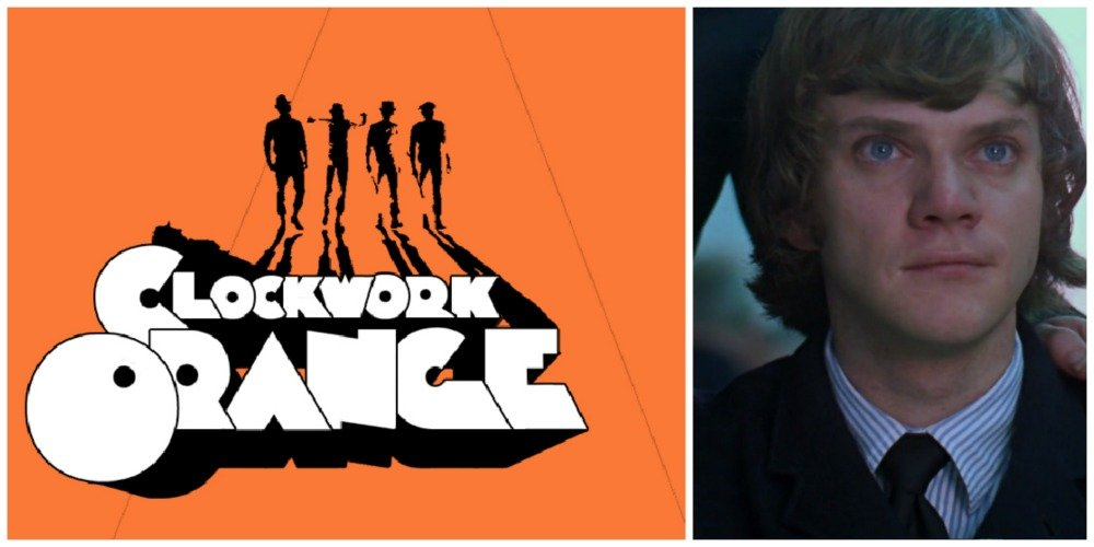 a clockwork orange - title photo