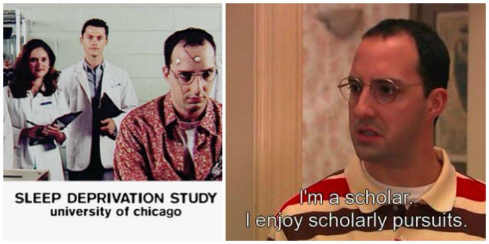 arrested development buster scholar