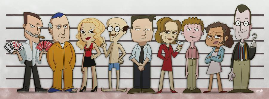 arrested development fan art