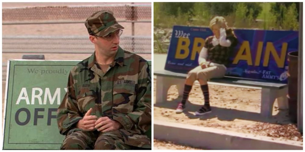 arrested development foreshadowing