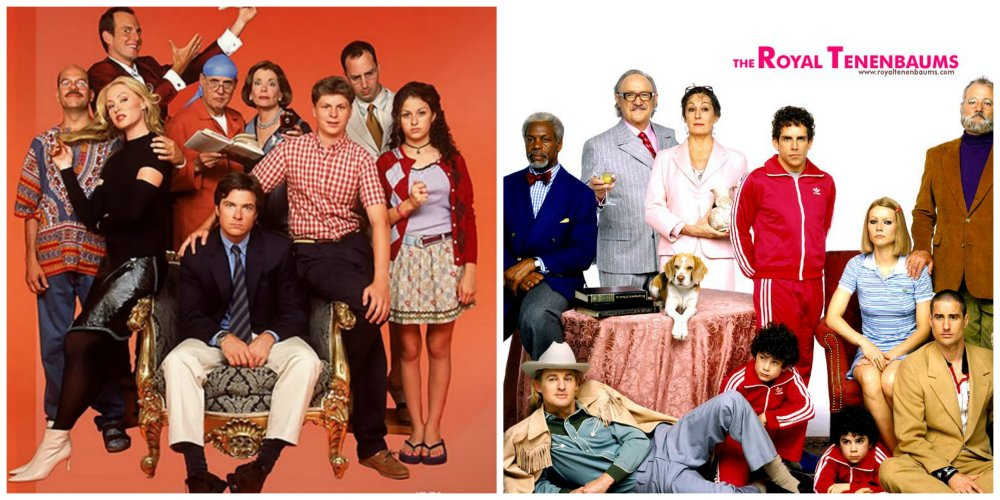 arrested development royal tenenbaums