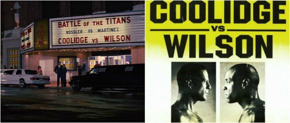 pulp fiction coolidge vs wilson