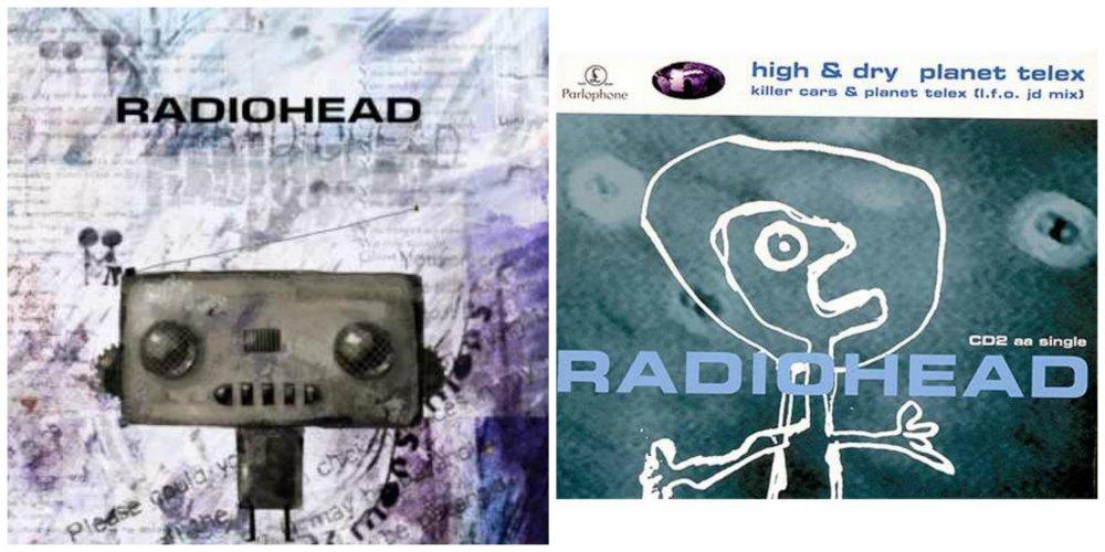 radiohead high & dry