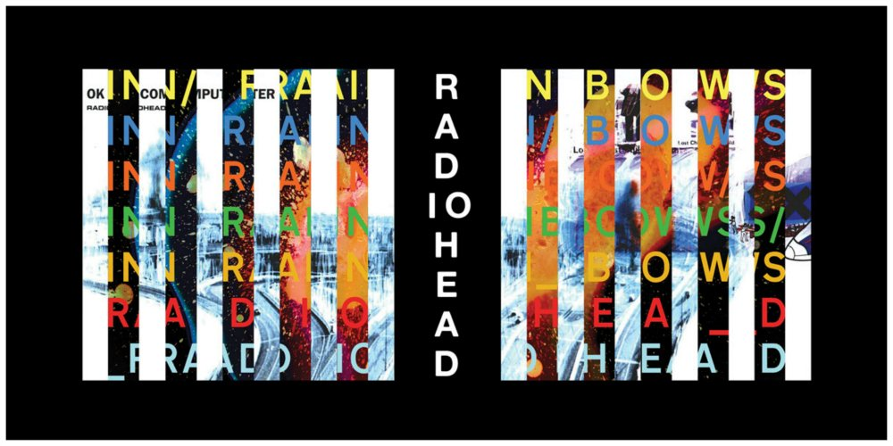 radiohead in rainbows ok computer