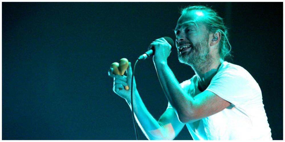 radiohead singing voice