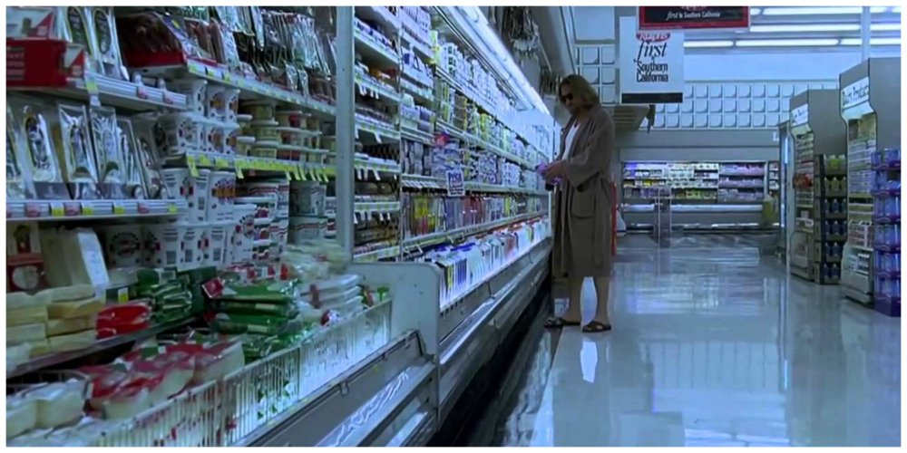 the big lebowski - clothes