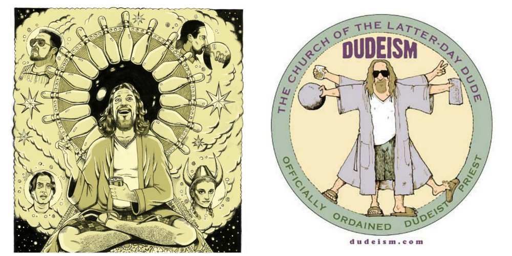 the big lebowski dudeism