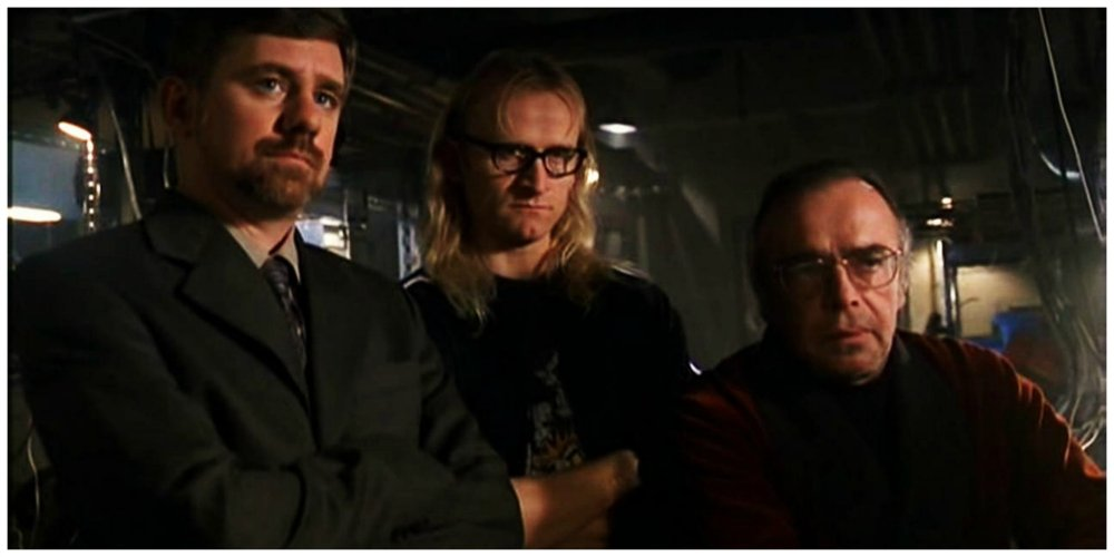 x files lone gunmen