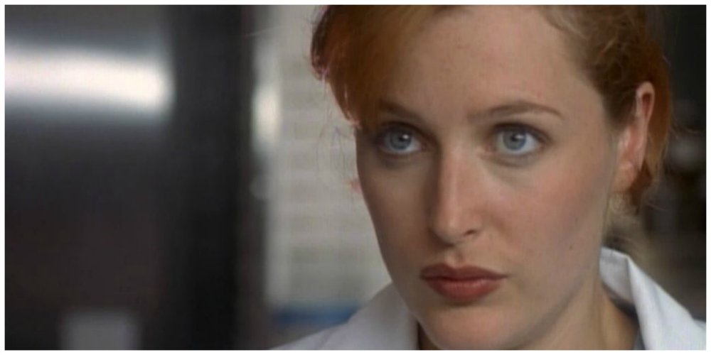 x files gillian anderson
