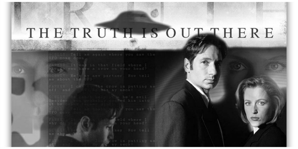 x files truth