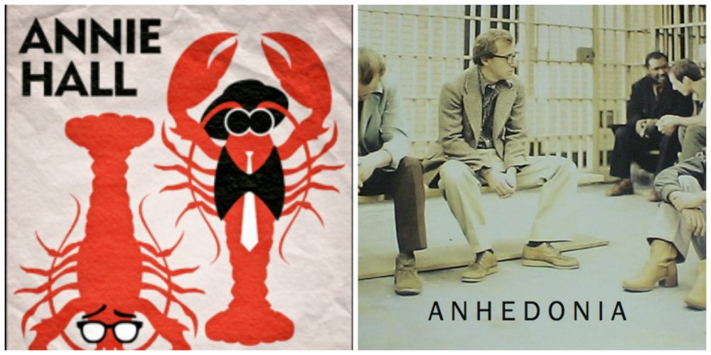annie hall anhedonia