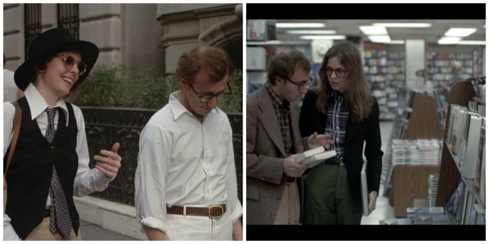 annie hall short
