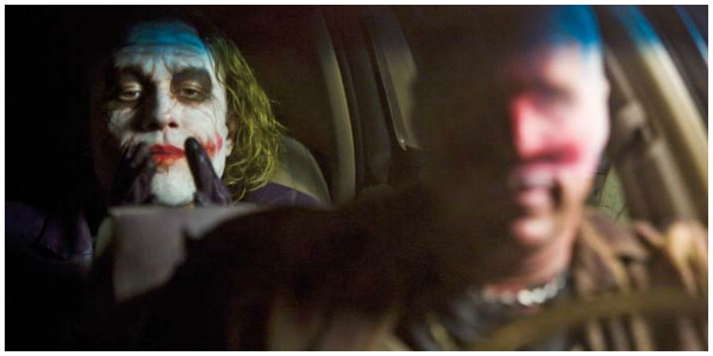 dark knight deleted scenes