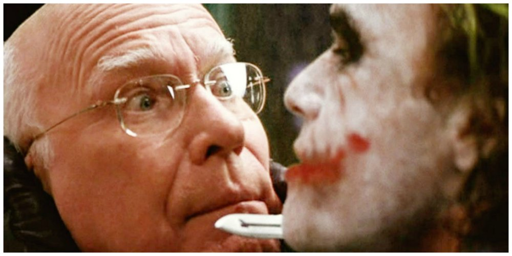 dark knight patrick leahy