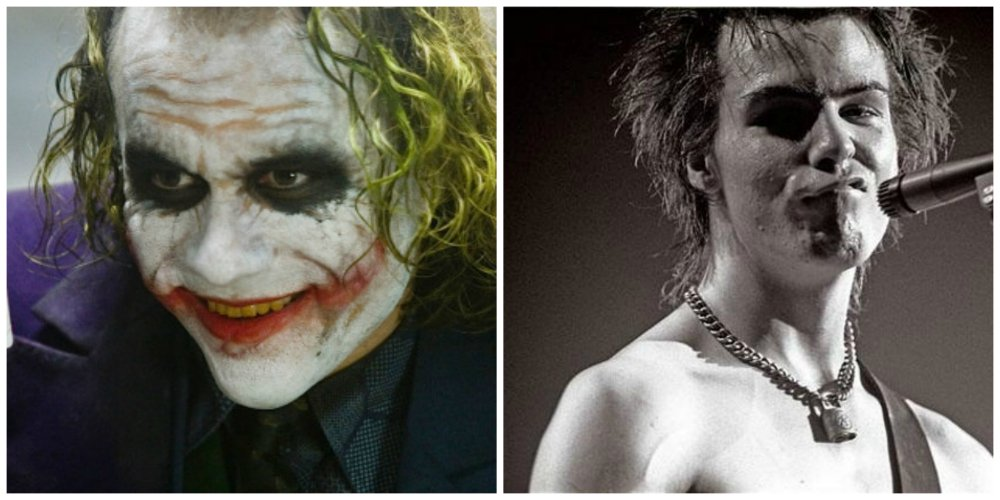 dark knight sid vicious