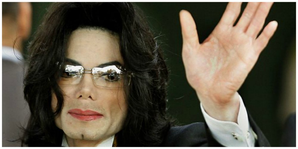 michael jackson disfigured