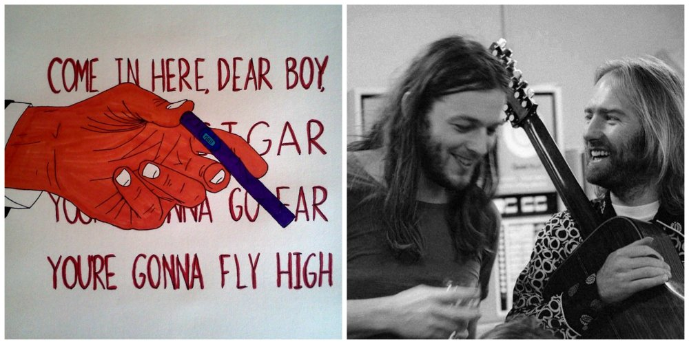 an analysis of the song have a cigar by pink floyd Pink floyd originally released have a cigar written by roger waters and pink floyd released it on the album wish you were here in 1975 it was also covered .