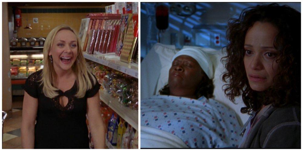 scrubs guest stars