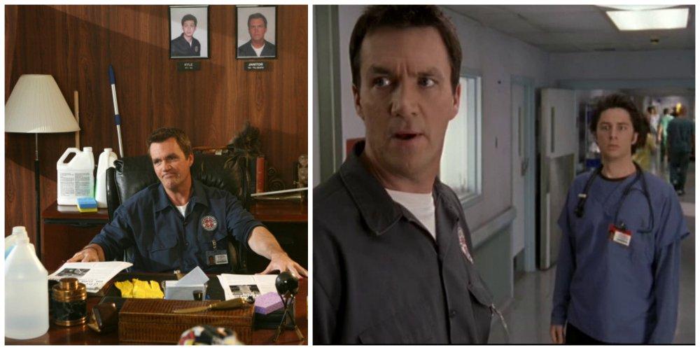 scrubs janitor season 1