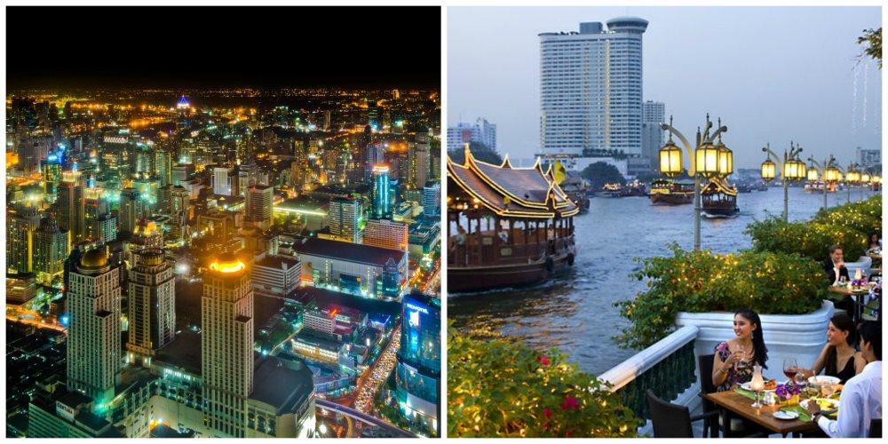 thailand cosmopolitan city