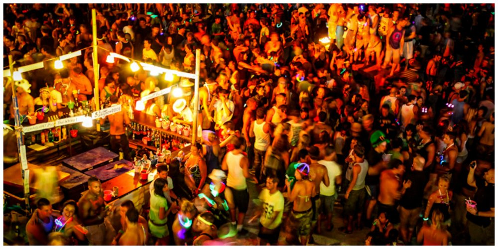 thailand full moon party